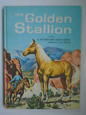 The Golden Stallion, Rutherford Montgomery, Hardcover, 1974