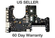 """Apple Macbook Pro 15"""" A1286 2011 Logic Board w/ i7-2675QM 2.2Ghz CPU 661-6081"""