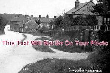 DR 120 - Cowley Bar, Holmesfield, Derbyshire - 6x4 Photo