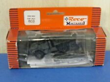 Roco 603 HO 1:87 M929/ M930 Dump Truck - for use with HO Transporter Wagons