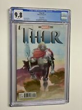 Thor 2 Variant CGC 9.8 White Pages Marvel