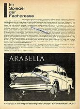 Lloyd-Arabella-1960-Reklame-Werbung-genuine Advertising -nl-Versandhandel