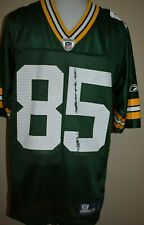 Greg Jennings Jersey Small Green Bay Packers football nfl vintage