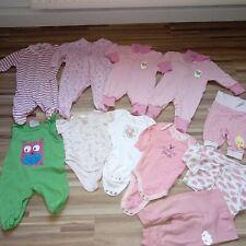 Bekleidung Mädchen Paket Gr.56-62 pink rosa Eule Tweety