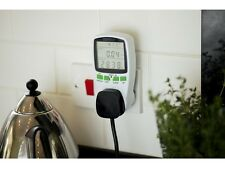 Genuine Energenie Power Meter Measure Mains Electricity Usage & Calculate Cost