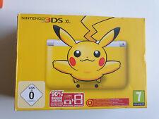 Nintendo console New 3ds Pokemon Pikachu Limited edition