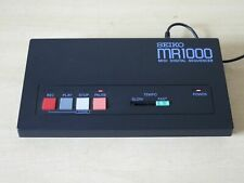 More details for seiko mr1000 tabletop midi sequencer / perfect
