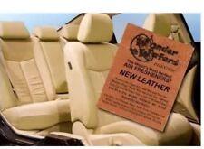 Wonder Wafer Car/Truck Air Freshner NEW LEATHER Scent 1 Wafer