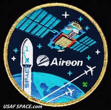 ORIGINAL Aireon -Iridium NEXT 1 - SPACEX FALCON 9 Launch SATELLITE Mission PATCH