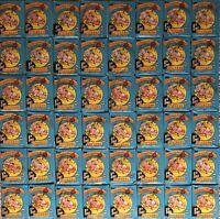 Garbage Pail Kids Series 8 Unopened Wax Packs 1987  (Eight Pack Lot)