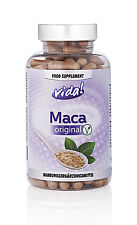Maca Original - 2000 Mg equivalente - 100% Natural - 150 Cápsulas vegetarianas