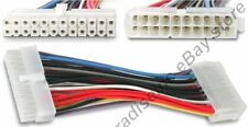 20pin Power Supply Cable~24pin Motherboard Connector ATX/BTX Cord/Wire Adapter