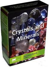 CRYSTALS & MINERALS Dynamic Earth Series MUSEUM VICTORIA Science Kit