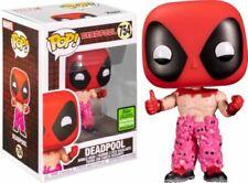 Deadpool Teddy Bear Pants Funko Pop #754 Spring Convention 21 Limited Edition ✅