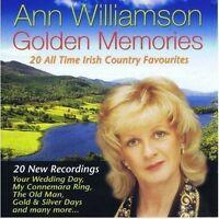 ANN WILLIAMSON - GOLDEN MEMORIES - CD