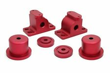 Billet Aluminium Solid Subframe Bushes Rigid Mount Kit for Toyota Supra JZA80
