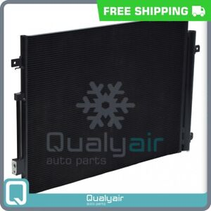 AC Condenser fits Chrysler Pacifica, Voyager QU