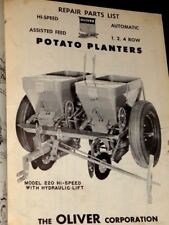 potato planter in collectibles ebay rh ebay ca 2 Row Potato Planter Patato Old Planters