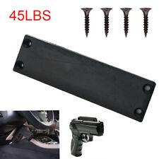 Update 43LBS Magnet Concealed Car Desk Wall Gun Holster Holder Magnetic Mount