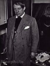 1932/68 Vintage PABLO PICASSO Artist France Photo Art By BRASSAI 11x14 Frame Rdy