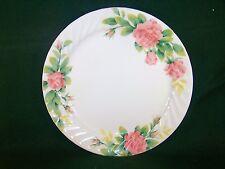 """Corning/Corelle ~ Elegant Rose ~ Dinner Plate 10 1/4""""  ***New***"""