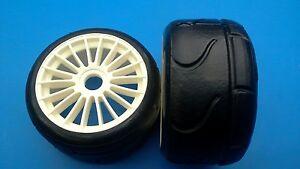 1 Paar original PMT Profilreifen Eclipse 30 für Lauterbacher L 3 Modelle