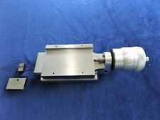 Linear Stage Sliding Table Manual Offset RSP60-L φ60mm High Micrometer