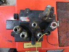 Ransomes 300 fairway mower steering valve control part