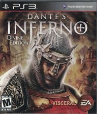 Dante's Inferno Divine Edition (Playstation 3 PS3) BRAND NEW FREE SHIPPING