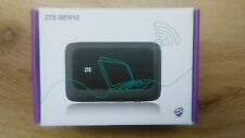 ZTE MF910 150MBPS 4G LTE HOTSPOT MOBILE BROADBAND ROUTER WIFI WI-FI EE UNLOCKED