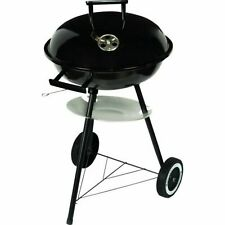 Holzkohlegrill Kugelgrill Gartengrill Camping Grill mit Rädern Barbecue MG913