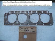 Ford Consul Zephyr Thames.4 cyl 1956-66.  Steel Head Gasket