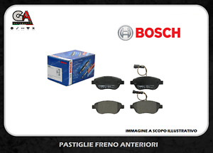 Pastiglie Freni Fiat Panda 2 169 1.3 Multijet 1.2 Natural Power anteriori Bosch