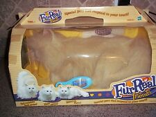 FurReal Friends Cat 2002 The tail twitches, the back arches Meows & Purrs Hasbro