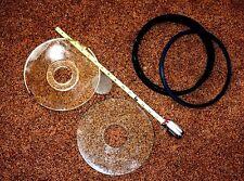 CELESTRON C8 - 8 Inch OPTICS, Primary mirror, Corrector lens,  Secondary blank