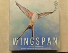 *** Wingspan with Swift Start Pack Stonemaier Games Sealed NIB FREE SHIPPING ***
