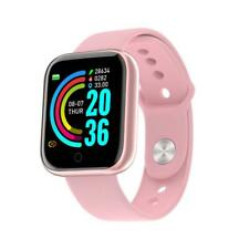 Waterproof Bluetooth Smart Watch Women Gifts Heart Rate Bracelet For IOS Android