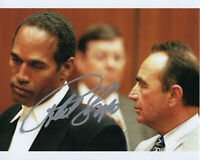 ROBERT SHAPIRO O.J. SIMPSON TRIAL LAWYER SIGNED AUTHENTIC 8X10 PHOTO 3 w/COA
