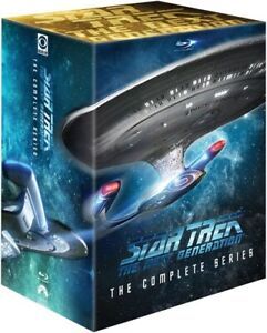 Star Trek The Next Generation: The Complete Series [New Blu-ray] Overs