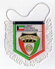 Fussball Wimpel Nationalteam Kuwait KFA Nationalmannschaft Kuweit