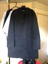APC coat (Mac) Navy size M