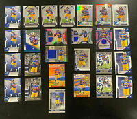 Darrell Henderson 2019 Rookie Lot 26 Cards~Inserts Jersey/Patches SP LA Rams RC