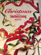 Christmas with Southern Living  1985 Recipe / cook book