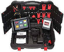 Autel MaxiSys MS908P Pro Full System Car J2534 ECU Code Reprogramming Diagnostic