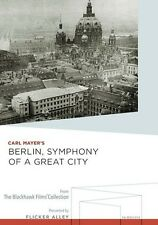 Berlin Symphony Of A Great City (2017, DVD NEUF) (RÉGION 1)