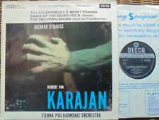 SXL 2261 WBG ED.1: RICHARD STRAUSS - KARAJAN / VIENNA PhO: NM