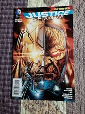 Justice League #40 2015 1st Grail Darkseid's Daughter Dc