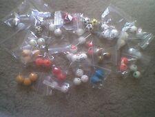 Subbuteo Balls - Many different Variations