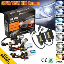 35W 55W Car HID Xenon Headlight Conversion Bulb Kit H1 H3 H4 H7 9005 9006 9004/7