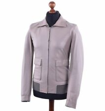 Dolce&Gabbana Leather Collared Other Men's Jackets
